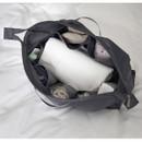 Inside of Travelus pocket travel organizer bag