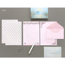 Petal - Pattern letter paper and envelope set for you