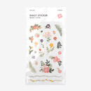 Daily transparent sticker - Flower