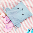 Bear - Popuree water resistant large drawstring pouch