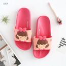 Lucy - Hellogeeks petite PVC slide sandal