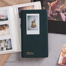 Deep green - Awesome instax mini slip in photo album