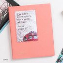 Coral - Awesome self adhesive photo album