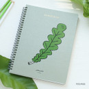 Foliage - Jam Jam spiral drawing notebook
