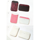 05, 06, 07 - Simple two tone flat card holder