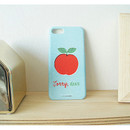 Witty fruits ABS matte iPhone 7 case
