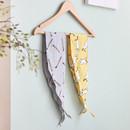 Jam Jam petit pattern scarf