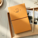 Fox - Pictogram simple life medium undated weekly diary