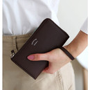 Pocket organizer - chocolate