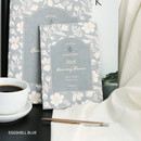 Eggshell blue - 2018 Pour vous humming small dated monthly planner