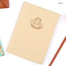 Beige - Anne of green gables undated monthly planner