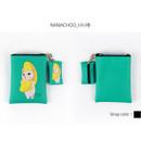 Nanachoo - Choo Choo cat small crossbody bag