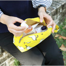 Duck - Jam Jam canvas zipper pouch with handle