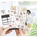 3 Simili paper deco stickers