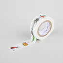 "Todac Todac vegetable 0.59""X11yd single deco masking tape"