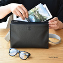 Classy black - Holiday select cross shoulder bag