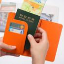 Ggo deung o RFID blocking passport case