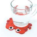 Ggo deung o friends drink coaster