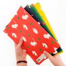 Ggo deung o friends lined notebook