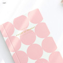 Dot - Pieces of moment self adhesive photo album ver2