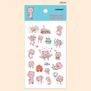 Dream - PONYBROWN Hongnyangssi cute illustration paper sticker