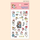 Don't give up - PONYBROWN My little friend cute illustration paper sticker