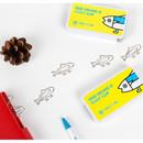 DESIGN IVY Ggo deung o point paper clip bookmark set