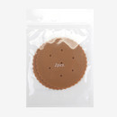 Biscuit package - Dailylike Enjoy your kitchen silicon drink coaster set