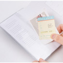 PVC cover - Ardium Write your ideas soft small lined notebook