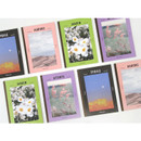 Second Mansion Colorful B5 size grid-lined class notebook ver2