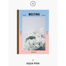 Aqua pink - Second Mansion Colorful B5 size grid-lined class notebook ver3