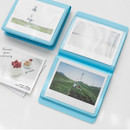 Sky blue - 2NUL Colorful Instax wide slip in pocket photo album