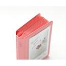 2NUL Colorful Instax mini small slip in pocket photo album