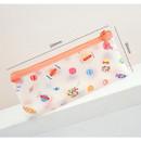 Size - N.IVY Buri clear zip lock multi pouch