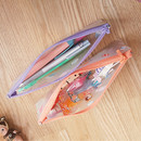 N.IVY Buri clear zip lock multi pouch