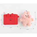 Size of Brunch brother doll zipper card case