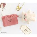 Brunch bear - Brunch brother doll zipper card case
