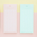 Memory planning notepad - goal