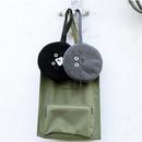 Brunch brother circle zipper pouch