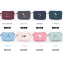 Color of Tailorbird pastel side crossbody bag