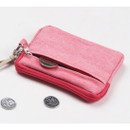 Back - Wanna This Tailorbird pastel card case wallet