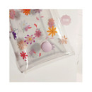 Detail of Cosmos clear folding pencil case