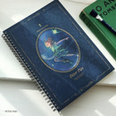 Peter pan - Indigo Classic story spiral bound lined notebook