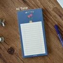 Tulip - Jam studio Jam to do list notepad