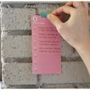 Jam studio Jam undated weekly planner notepad