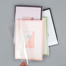 PVC cover - Rihoon Take notes grid notebook ver2