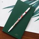 D - ICONIC Retro 0.5mm retractable sharp mechanical pencil