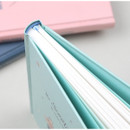 Hardcover - Bookfriends World literature hardcover lined notebook