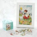 Indigo Fairy tale 108 piece jigsaw puzzle - Heidi
