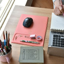 Play obje Square tray with mouse pad